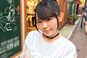 【シロウトTV】ゆずき 18歳。純朴な美少女がまさかAV応募してくるとは…の画像です