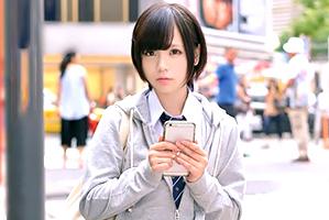 新宿神待ち家出女子校生 ひかりの画像です