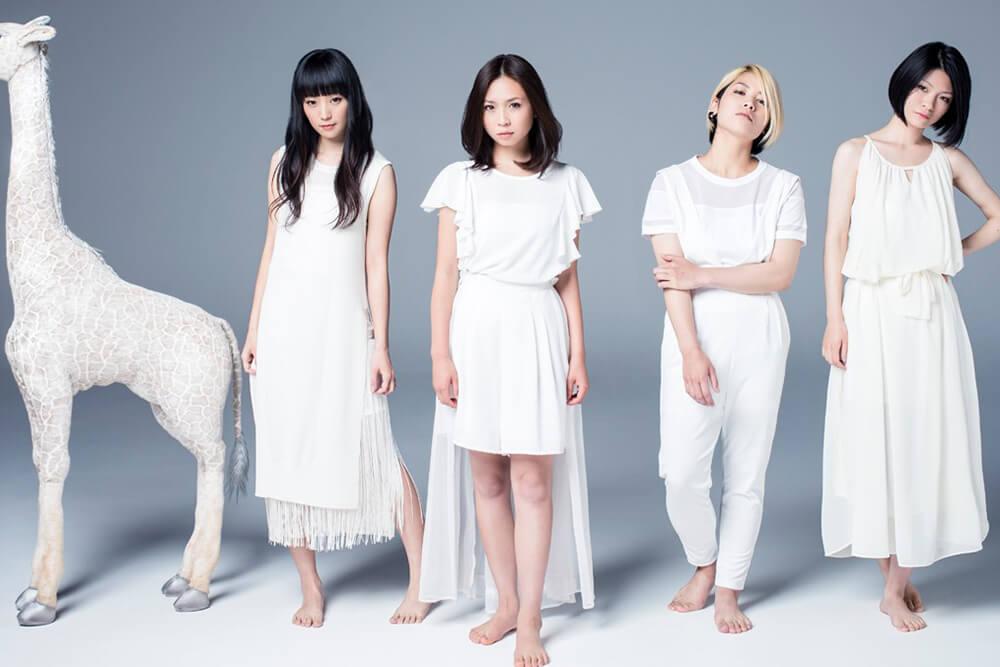 Ai ガールズロックバンドの美少女ボーカルMUTEKIデビュー