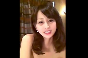【個人撮影】超可愛い彼女のフェラ動画流出!!