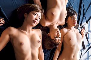 高橋しょう子 三上悠亜 紗倉まな AV界のレジェンドたちが全裸ヌードで夢の共演