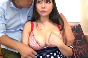 【素人】何でもいいなりのIカップ人妻が夫に内緒で他人棒SEX!