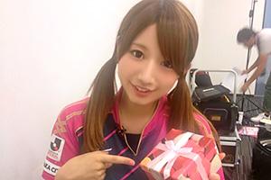この顔で神乳とか…元甲子園の売り子 池田愛恵里 が最高すぎる!の画像です