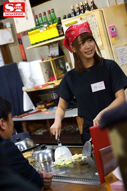 新人NO.1 STYLE 関西出身のめちゃエロシ・ロ・ウ・ト梅田みのりAVデビュー