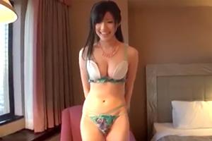 【素人】浜松で巨乳美容師ナンパ!うなぎで精つけてたっぷりSEX
