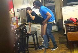 梅田みのり都内のお好み焼き屋で口説かれた関西出身の激カワ店員がAVデビューするまでの全記録www