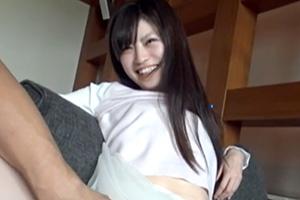 キラキラ瞳の可愛らしいお嬢様、初めての精飲&粘液セックス。 江奈るりの画像です