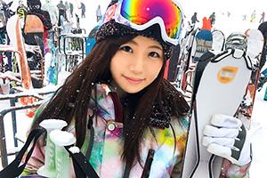 【ナンパTV】れな 22歳。スキー場でGETしたアイドル級の美少女(入浴シーン有)の画像です