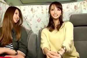 【素人】渋谷道玄坂でナンパした女子大生が人生初の4P!