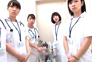 都内の病院でキャッチした看護師さんと王様GAME → ナカ出し三昧☆