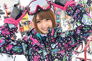 【ナンパTV】まや 22歳。新潟のクソ寒い中見つけた天使みたいな美少女の画像です