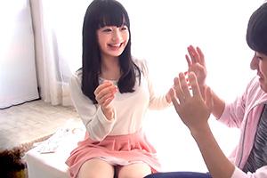 【一般男女モニタリングAV】100万円欲しさに素人大学生が濃厚ベロチューSEX!