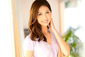 橘美鈴 圧倒的な売上で営業成績No.1。人妻不動産レディがAVデビュー!の画像です