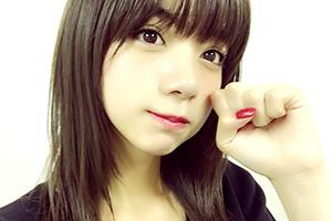 池田エライザの悶えGIFの画像です