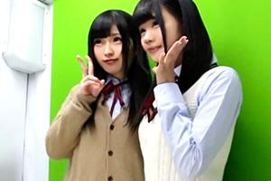 女子校生と円光セックスの画像です