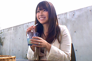 【舞ワイフ】高杉恵那 清楚な美しい人妻が全身で感じる濃厚セックス