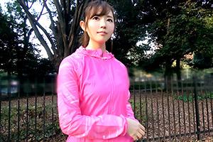 【ナンパTV】 ジョギング中の清楚系を口説いてホテルへGO!