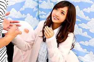 【素人ナンパ】制服姿は可愛さ3割り増し。インタビューと称して裏バイトのお願い!