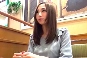 【人妻ナンパ】元カレに似ているという理由で自宅に招き入れてヤっちゃう若妻