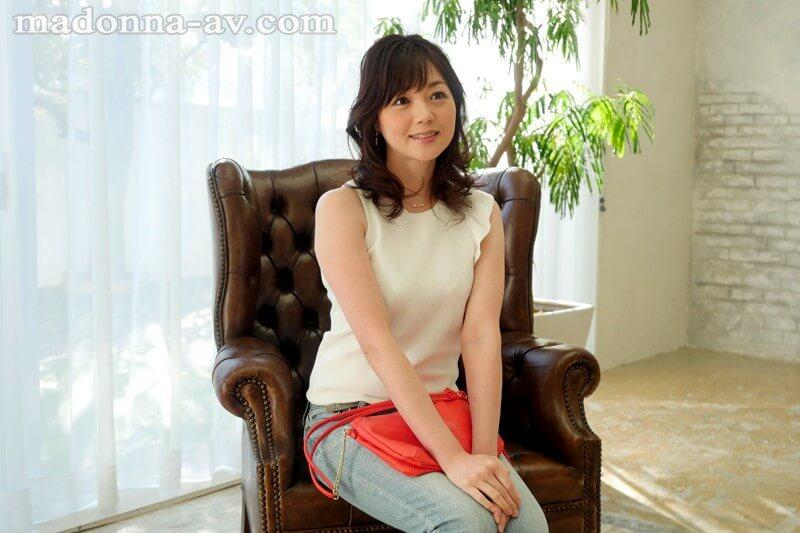 岡野美由紀 37歳 AVデビュー