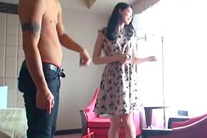 【素人ナンパ】浜松で見つけたモデルのようなスタイル抜群な美女をGET!