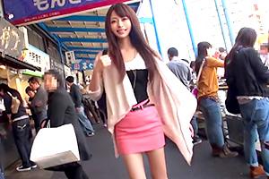 【個人撮影】桜井あゆ 容姿良し、フェラ良し。スレンダー美女とハメ撮り
