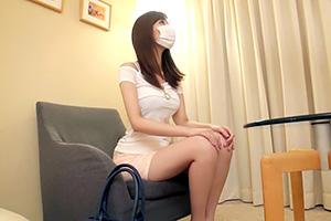 【素人】「マスクありなら…」Hカップ歯科助手のおっぱい凄いぞ!