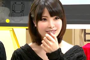 【素人カップル】制限時間は1分。フェラだけでイカせたら100万円!