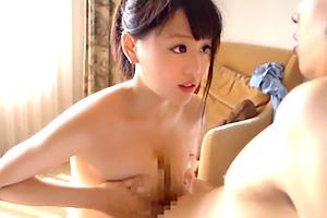 【S-Cute 浜崎真緒】おっぱいでギュッと挟まれるパイズリセックス