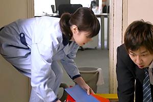 岡野美由紀 セカンドバージンを捨てたい。清掃員とサラリーマンの恋