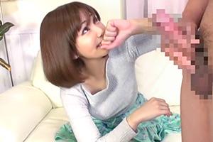 【センズリ鑑賞】半年ぶりの清楚系美少女に勃起チンポを見せつけた結果w
