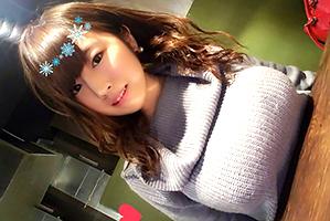 【アイドル・芸能人】童顔1メートルバストの現役グラドルAV解禁!