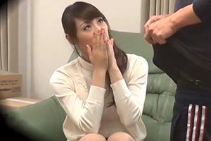 広瀬奈々美「すごい、ビンビンね…」昼下がりの中出し不倫現場