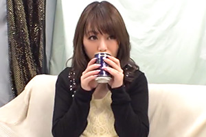【素人ナンパ】美人妻をお酒と媚薬でイキ乱れさせて中出し即パコ!