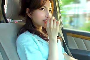 葉山瞳 無邪気な表情が可愛い美少女とドライブ温泉旅行