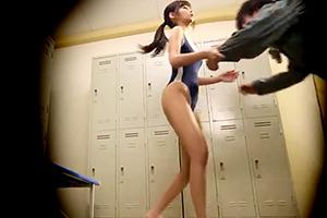 「やめてください!」暴走する性欲が女子水泳部員に襲いかかる!