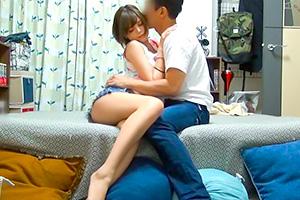 【ナンパTV】ホットパンツからの生脚が刺激的なイケイケギャル