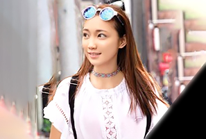 【素人】アジアンビューティーな台湾人女子大生をナンパ&中出し!