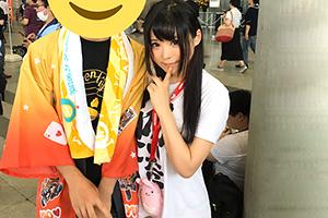 【あず希】AV女優Pさん幕張アイマスライブ一般参加で神対応wwww