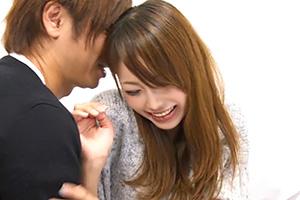 【S-Cute Eri】桜花えり。笑顔がカワイイ美乳美少女とラブラブSEX!
