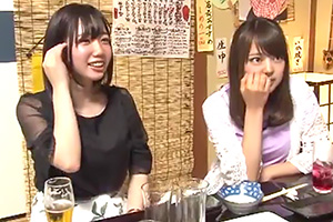 【斉藤みゆ 星空もあ】ノンケ女子大生を酔わせてレズらせた結果w