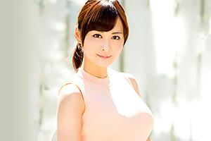 霧島かほ 医療事務のFカップ美女がAVデビュー!旦那が帰宅する12時間がリミット