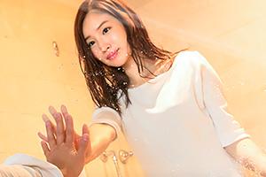 【S-Cute Reina】篠宮玲奈。濡れた身体で彼氏を誘惑する美少女