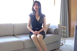 美波杏 公園自慰が日課の変態人妻が性欲抑えきれずにAV出演