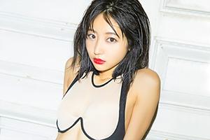 【武田玲奈】脱清純派!痴女化したボンテージ姿の美少女が最高すぎる…