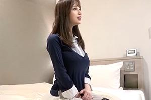 【素人ナンパ】買い物帰りのGカップ巨乳妻を口説いてハメ撮り