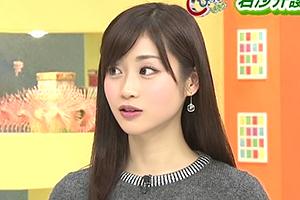 【めざましTV】乳首にフェラまで…フジ人気女子アナのハメ撮り流出!