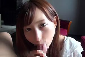 杏咲望 超美形の女子大生の個人撮影の画像です