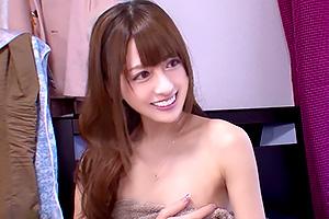 希島あいり 美少女系AV女優の濃厚フェラGIF画像!