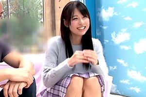 【マジックミラー号】恋の悩み相談のつもりがデカチンを打ち込まれる女子大生